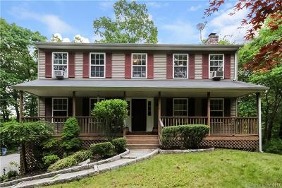 Monroe Single Family Home For Sale: 454 Fan Hill Road