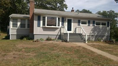 Wolcott Single Family Home For Sale: 58 White Oak Lane