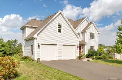 Newington Single Family Home For Sale: 20 Waverly Drive