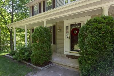 Watertown Single Family Home For Sale: 1743 Litchfield Road