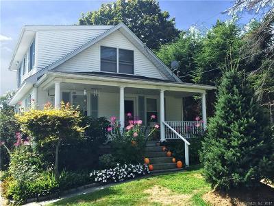 Trumbull Single Family Home For Sale: 29 Beech Street