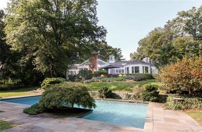 Fairfield County Single Family Home For Sale: 82 Woodway Ridge Lane