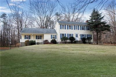 Ridgefield Single Family Home For Sale: 445 North Salem Road