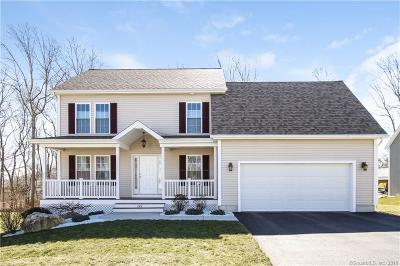 Groton Single Family Home For Sale: 63 Mariners Lane