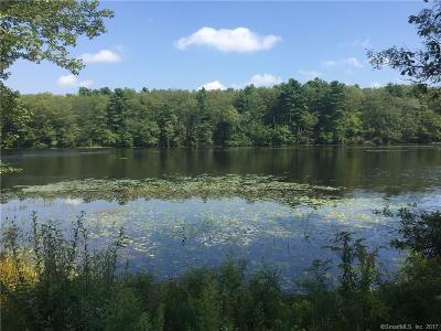 Tolland County, Windham County Residential Lots & Land For Sale: 1526 Hartford Pike