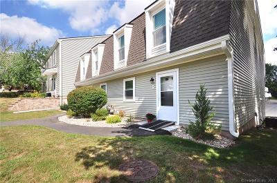 New Britain Condo/Townhouse For Sale: 165 Brittany Farms Road #F