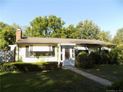 Newington Single Family Home For Sale: 65 Henry Avenue