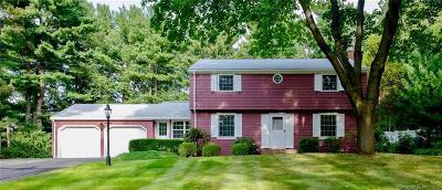 Farmington Single Family Home For Sale: 16 Hickory Lane