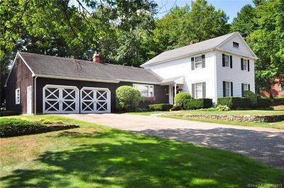 Torrington Single Family Home For Sale: 98 Coolidge Avenue