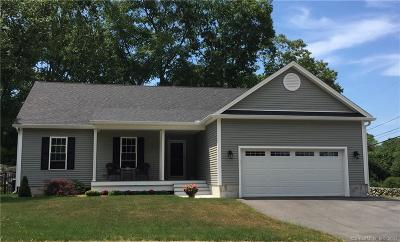 Groton Single Family Home For Sale: 16 Regatta Circle
