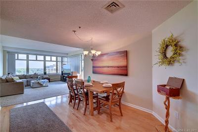 East Hartford Condo/Townhouse For Sale: 235 East River Drive #702