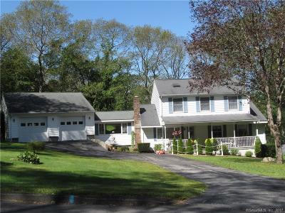 Ledyard Single Family Home For Sale: 7 Stevens Avenue