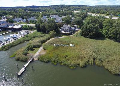 Old Saybrook Single Family Home For Sale: 180 Ferry Road
