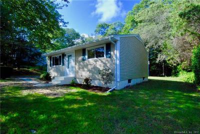 Groton Single Family Home For Sale: 257 Indigo Street