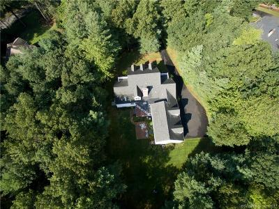 Simsbury Single Family Home For Sale: 4 Woodleigh Place