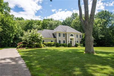 Tolland County, Windham County Single Family Home For Sale: 44 Fox Ridge Lane