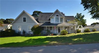 Old Saybrook Single Family Home For Sale: 36 Atlantic Drive