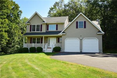 Vernon Single Family Home For Sale: 10 Hansen Drive