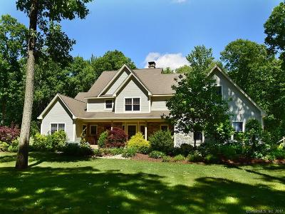 Tolland County, Windham County Single Family Home For Sale: 44 Birch Hill Drive