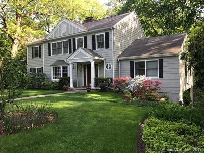 Norwalk Single Family Home For Sale: 81 Crooked Trail Trail