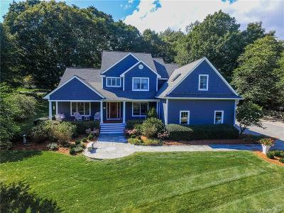 Old Lyme Single Family Home For Sale: 305-1 Ferry Road