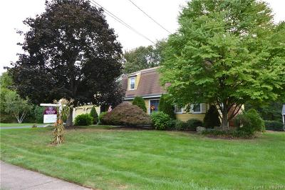 Wethersfield Single Family Home For Sale: 101 Wildwood Road