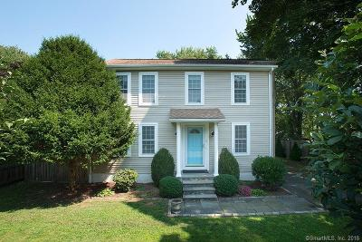 Westport Single Family Home For Sale: 17 High Gate Road