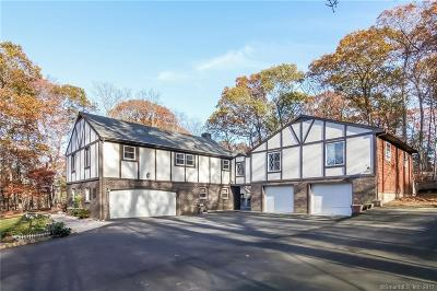 Guilford Single Family Home For Sale: 38 Grey Ledge Drive