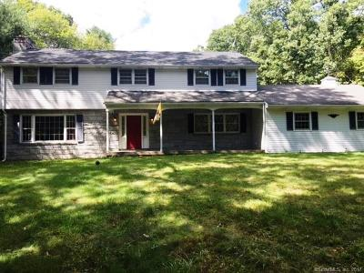 Wolcott Single Family Home For Sale: 507 Woodtick Road