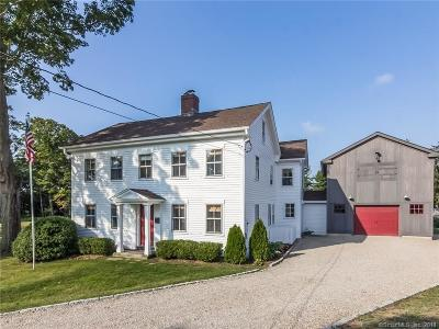 Guilford Single Family Home For Sale: 292 State Street