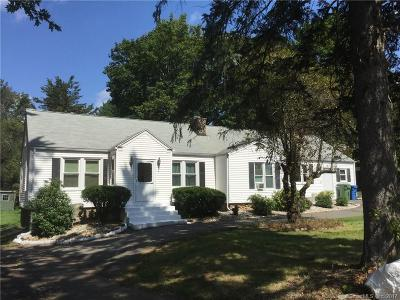 Southington Single Family Home For Sale: 351 Meriden Waterbury Turnpike