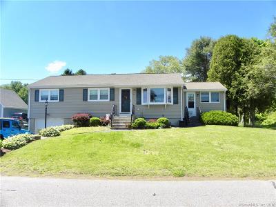 Stonington Single Family Home For Sale: 11 Marlin Drive