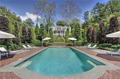 Fairfield County Single Family Home For Sale: 402 Sasco Hill Road