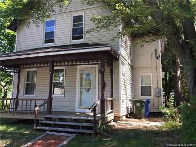 Norwich Single Family Home For Sale: 12 Arnold Street