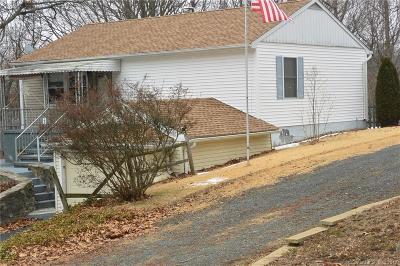 Naugatuck Single Family Home For Sale: 7 Springdale Avenue