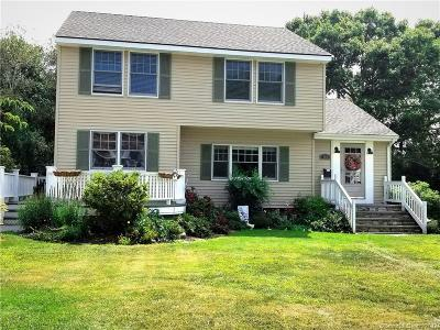 Groton Single Family Home For Sale: 185 Morse Avenue