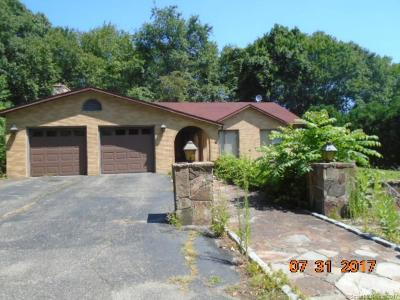 Naugatuck Single Family Home For Sale: 75 Stone Fence
