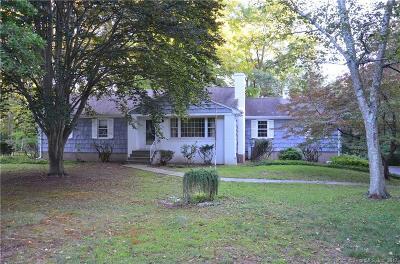 Woodbridge Single Family Home For Sale: 206 Ansonia Road