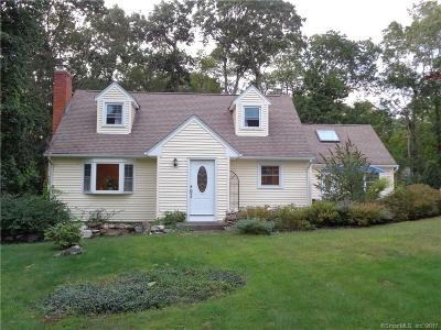Old Lyme Single Family Home For Sale: 26 Chadwick Drive