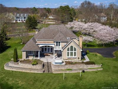 Stonington Single Family Home For Sale: 1355 Pequot Trail