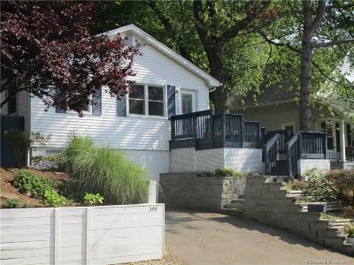 Fairfield Single Family Home For Sale: 344 High Street