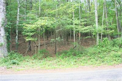 Tolland County, Windham County Residential Lots & Land For Sale: Dunham Pond Road