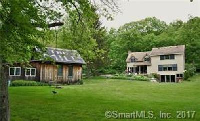 Waterford Single Family Home For Sale: 34 A Millers Pond Road