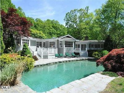 Fairfield County Single Family Home For Sale: 4 Aspetuck Lane