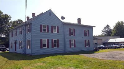 East Windsor Multi Family Home For Sale: 80 Main Street #80-82-84