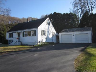 Norwich Single Family Home For Sale: 11 Carey Lane