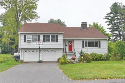 West Hartford Single Family Home For Sale: 930 No. Main St.