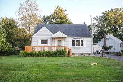 Milford CT Single Family Home For Sale: $284,900