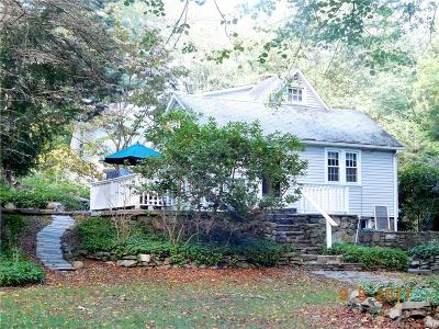 Southbury Single Family Home For Sale: 1056 Georges Hill Road