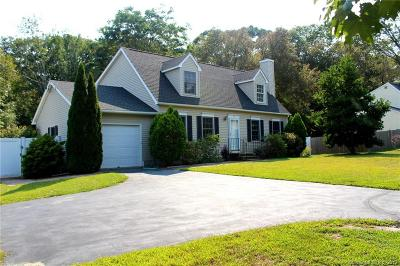 Groton Single Family Home For Sale: 519 New London Road